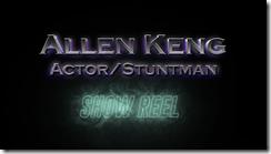 Allen Keng Showreel